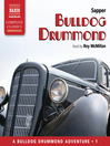 Bulldog Drummond (MP3)